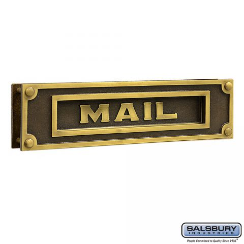 Salsbury Deluxe Mail Slot