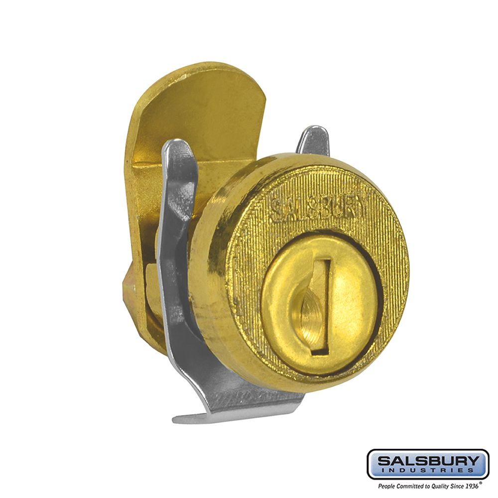 Salsbury Lock - Standard Replacement for modern and column mailboxes, 2 keys