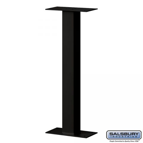 Salsbury Bolt Mounted Pedestal - for mail chests and roadside mailboxes