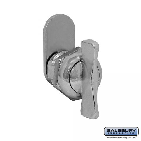 Salsbury Thumb Latch - Optional for Mail Chests and Roadside Mailboxes