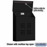 Salsbury Traditional Decorative Mailbox - Vertical (4625-P)