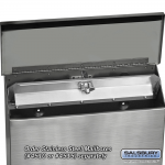 Salsbury Security Kit, for #4510/#4515 stainless steel mailbox (4511)
