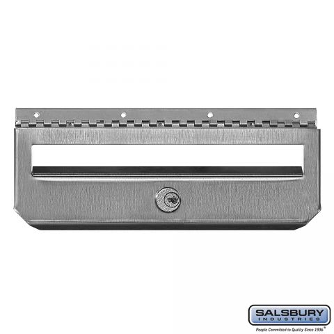 Salsbury Security Kit, for #4520/#4525 stainless steel mailbox