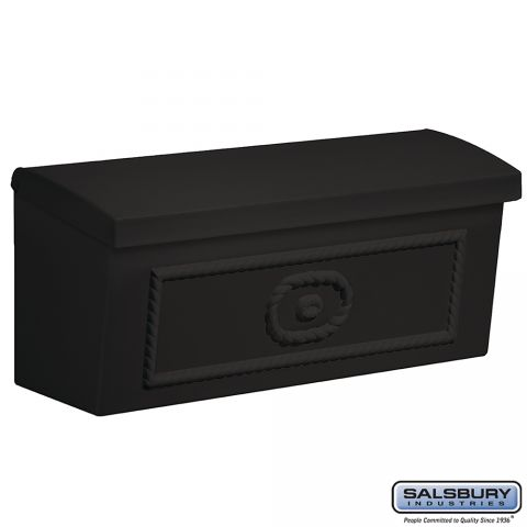Salsbury Townhouse Mailbox, surface mounted