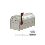 Salsbury Antique Rural Mailbox (4850A-P)