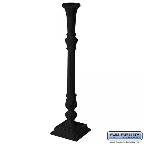 Salsbury Classic Mailbox Post - Bolt-mount
