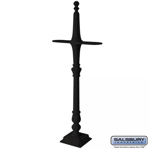 Salsbury Classic Mailbox Post 2-side - bolt-mount