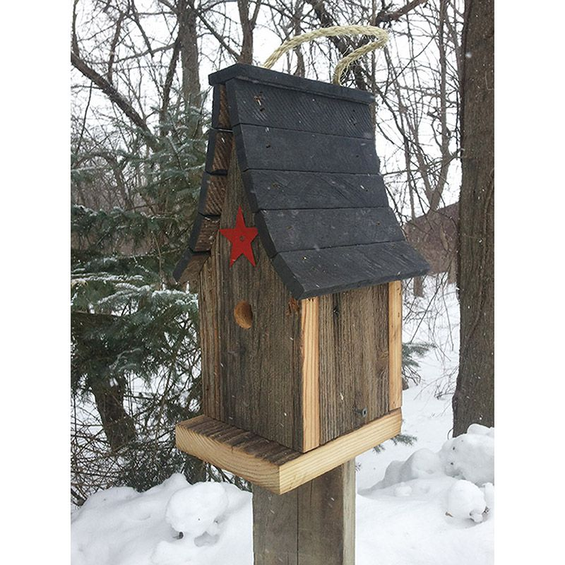 Wren Steeple Bird House