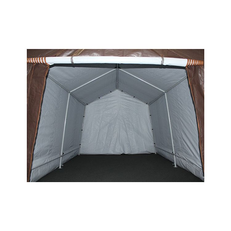 King Canopy 7 X 12 Heavy Duty Small Storage Shed