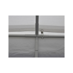 King Canopy 10' x 20' Universal Canopy Enclosed - White (BJ2PC)