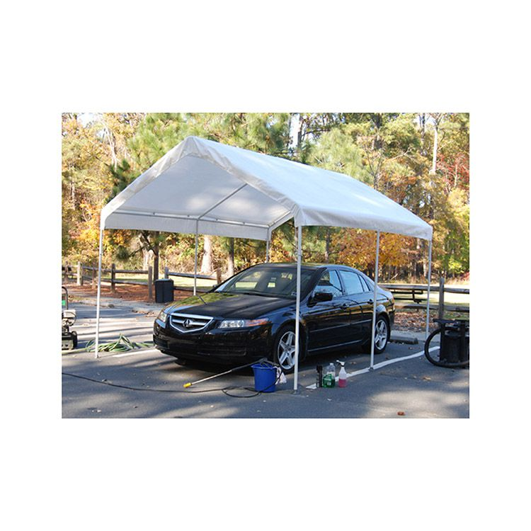King Canopy 10' x 13' Universal Canopy 8 Leg - White - 86 lbs.