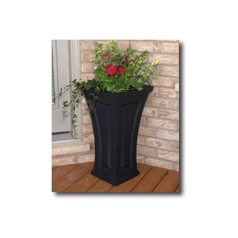 "Mayne Cambridge Tall Planter - 16"" x 28"""