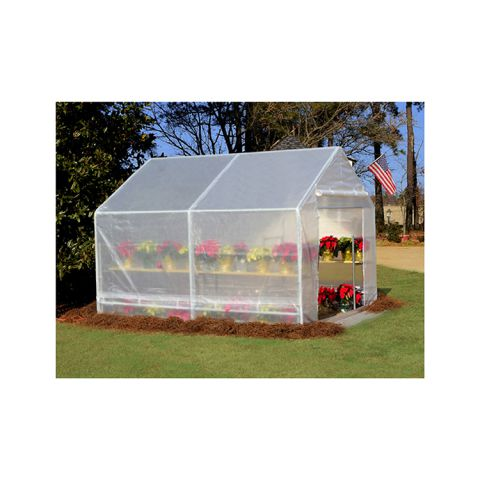 King Canopy 10' x 10' Greenhouse - 89 lbs.