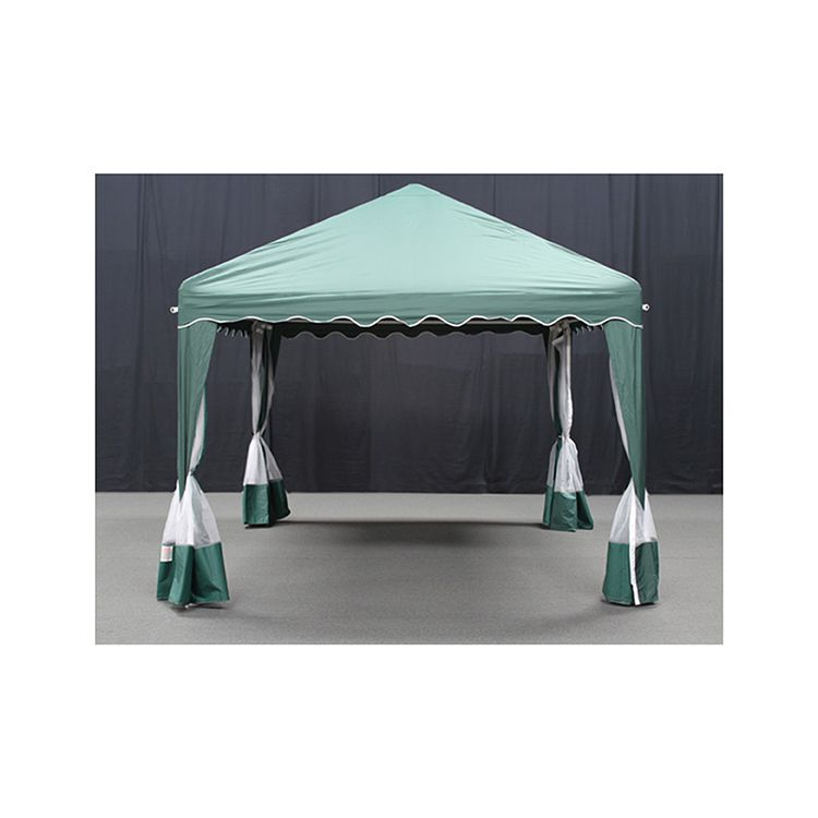 Portable Awning On Fence : King canopy  garden party hoover fence co