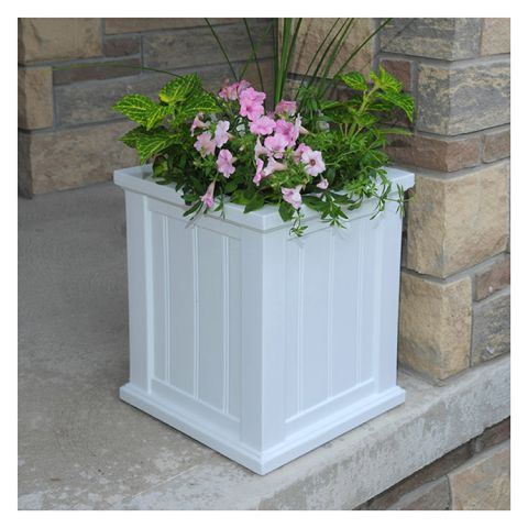 "Mayne Cape Cod Patio Planter - 24"" x 11"""