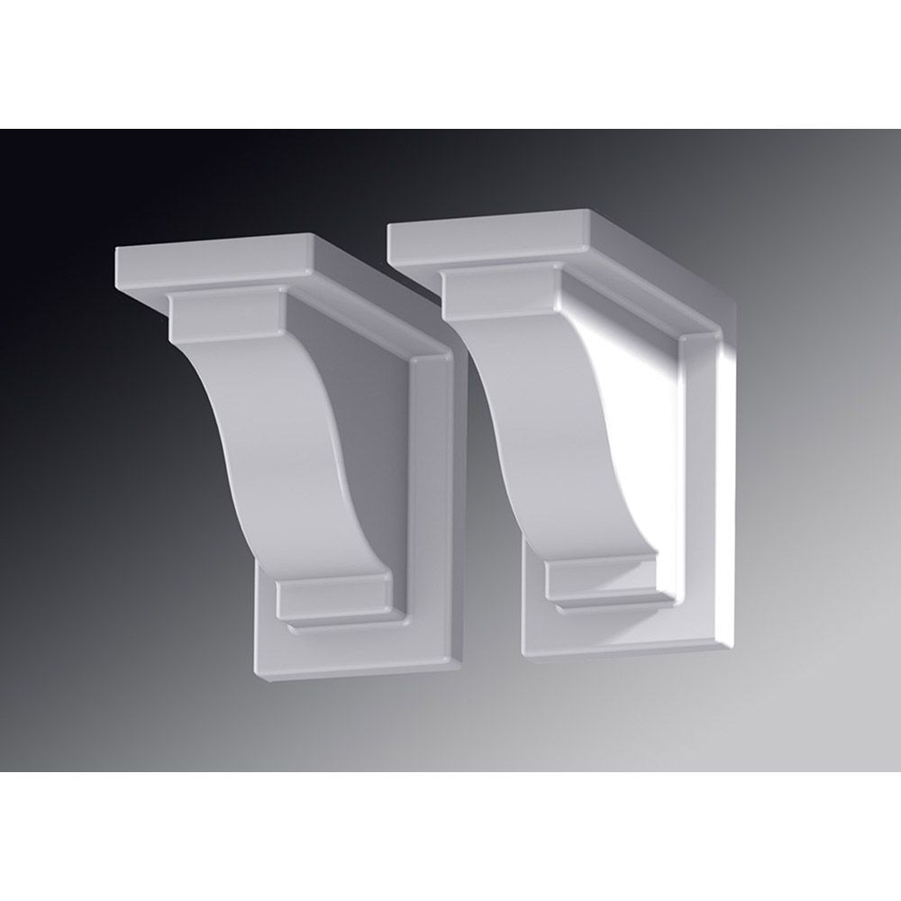 Mayne Yorkshire Decorative Brackets