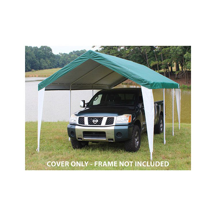King Canopy Fitted Cover w/ Leg Skirts for 10' x 20' Model