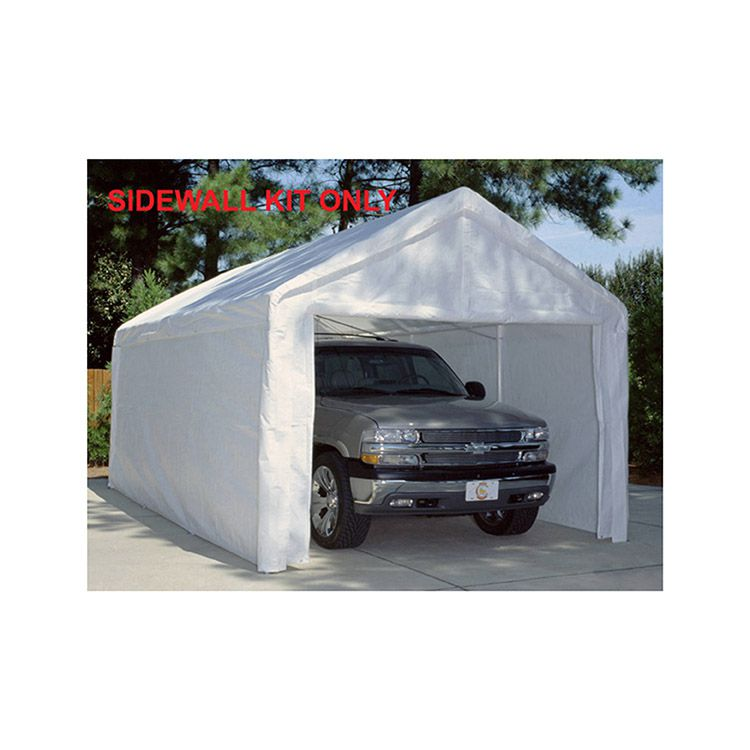King Canopy Side Wall Kit w/ Flaps for 10' x 20' Models