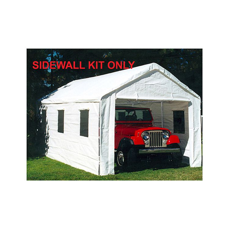 King Canopy Side Wall Kit w/ Windows for 10' x 20' Models