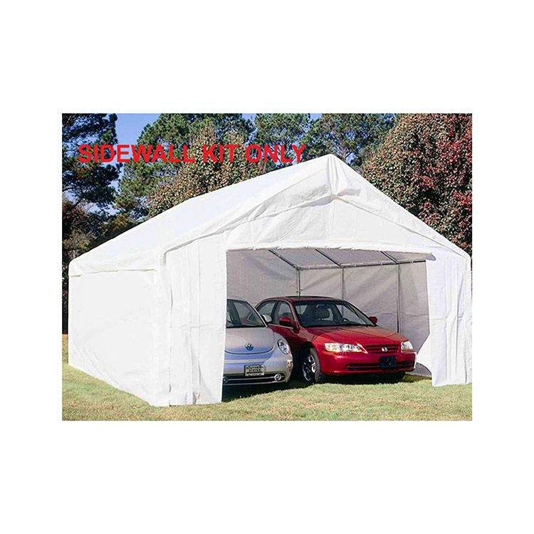 King Canopy Side Wall Kit w/ Flaps for 18' x 20' Models