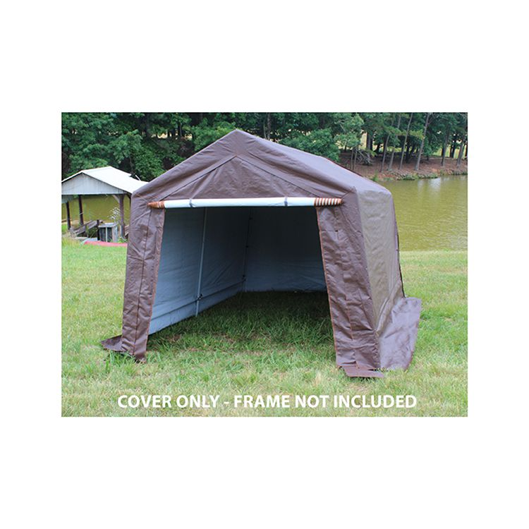 King Canopy Replacement Cover for 7' x 12' Small Storage Shed