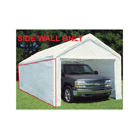 King Canopy Side Wall w/ Flap for 27' Model