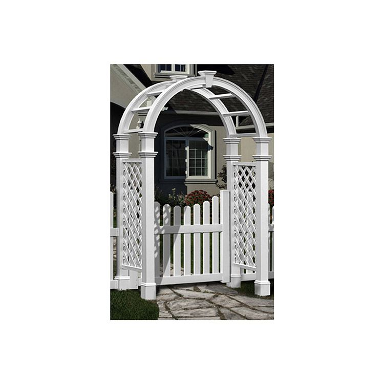 New England Arbors Nantucket Legacy Arbor Hoover Fence Co