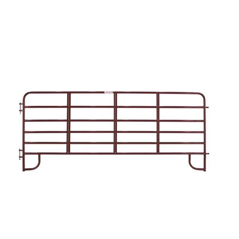 Tarter 6-Bar Corral Panel - Heavy Duty