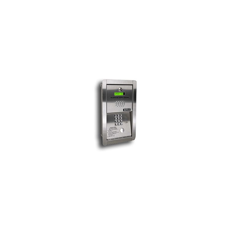 DoorKing 1802 Flush Mount Telephone Intercom