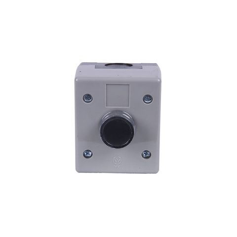 Exterior Single Pushbutton Station, NEMA enclosure