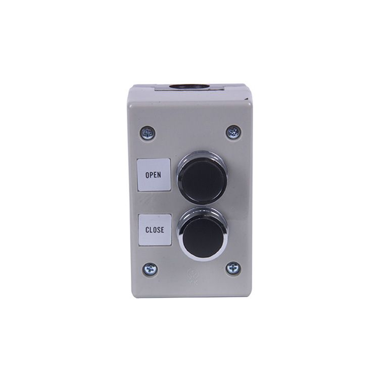 Exterior 2-button Station, open-close, NEMA enclosure