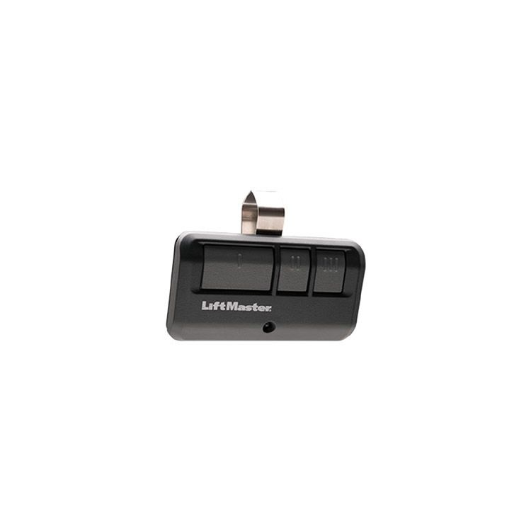 LiftMaster Security+ 2.0 Three Button Visor Style Transmitter 315MHz and 390MHz