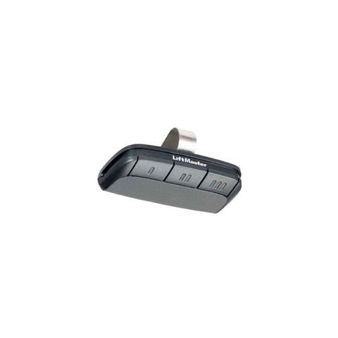 LiftMaster Security+ 2.0 Three Button Premium Visor Style Transmitter 315MHz and 390MHz
