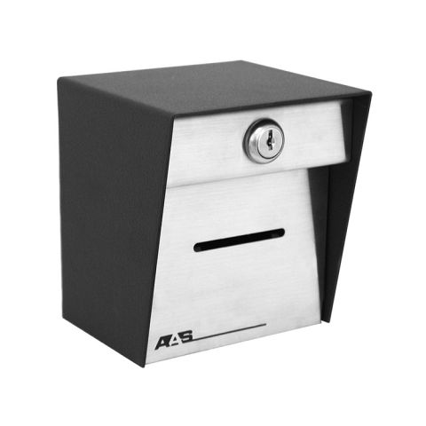 AAS Model 11-024 Stand Alone Mechanical Card Reader