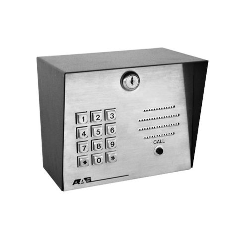 AAS DKLP Intercom/Keypad (100 code)