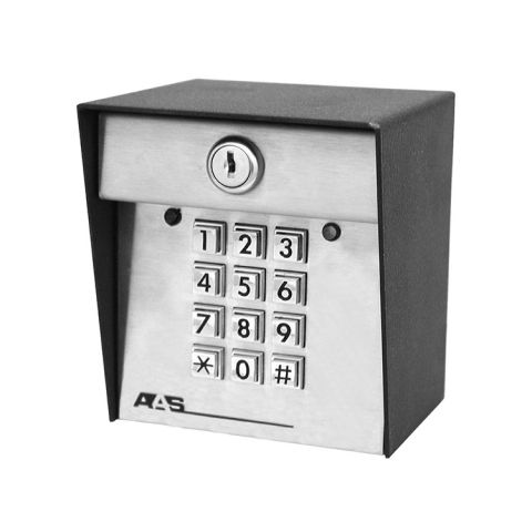 AAS Advantage DK Digital Keypad - 1000 Code, Post Mount