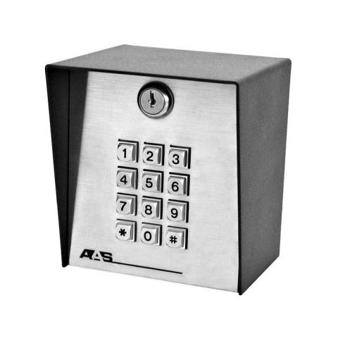 AAS Advantage DKW 19-100W Wireless Keypad w/ Receiver