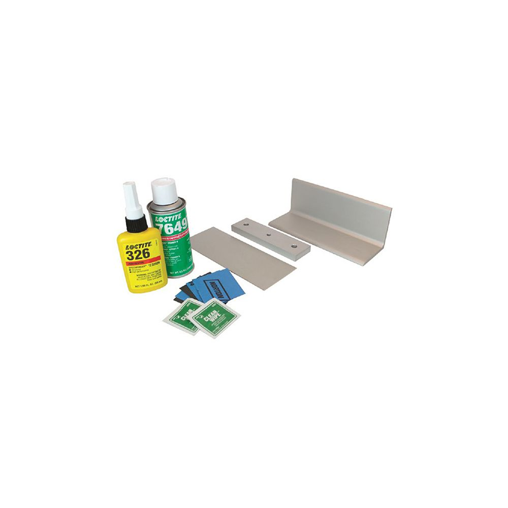 Securitron Adhesive Kit for Glass Hdwr.
