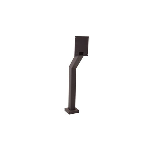 "DoorKing Heavy-Duty Surface Mount Gooseneck - 49""L"