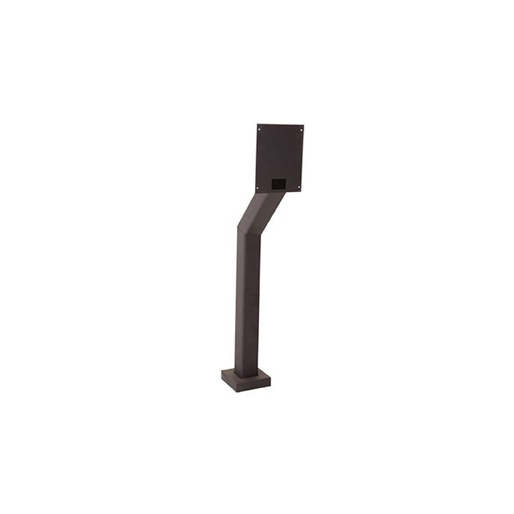 "DoorKing Heavy-Duty In-Ground Gooseneck - 71""L"