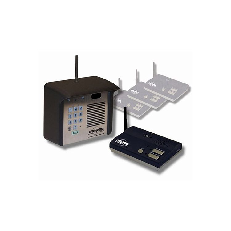 GTO Wireless Intercom - Inside Base Station Only