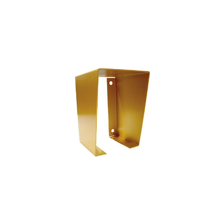 EMX IRB-4X Gold Anodized Aluminum Protective Hoods