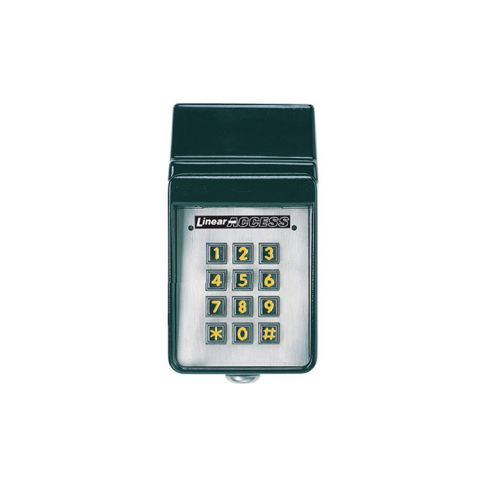 Linear Keypad with Built-in Receiver - Stand Alone