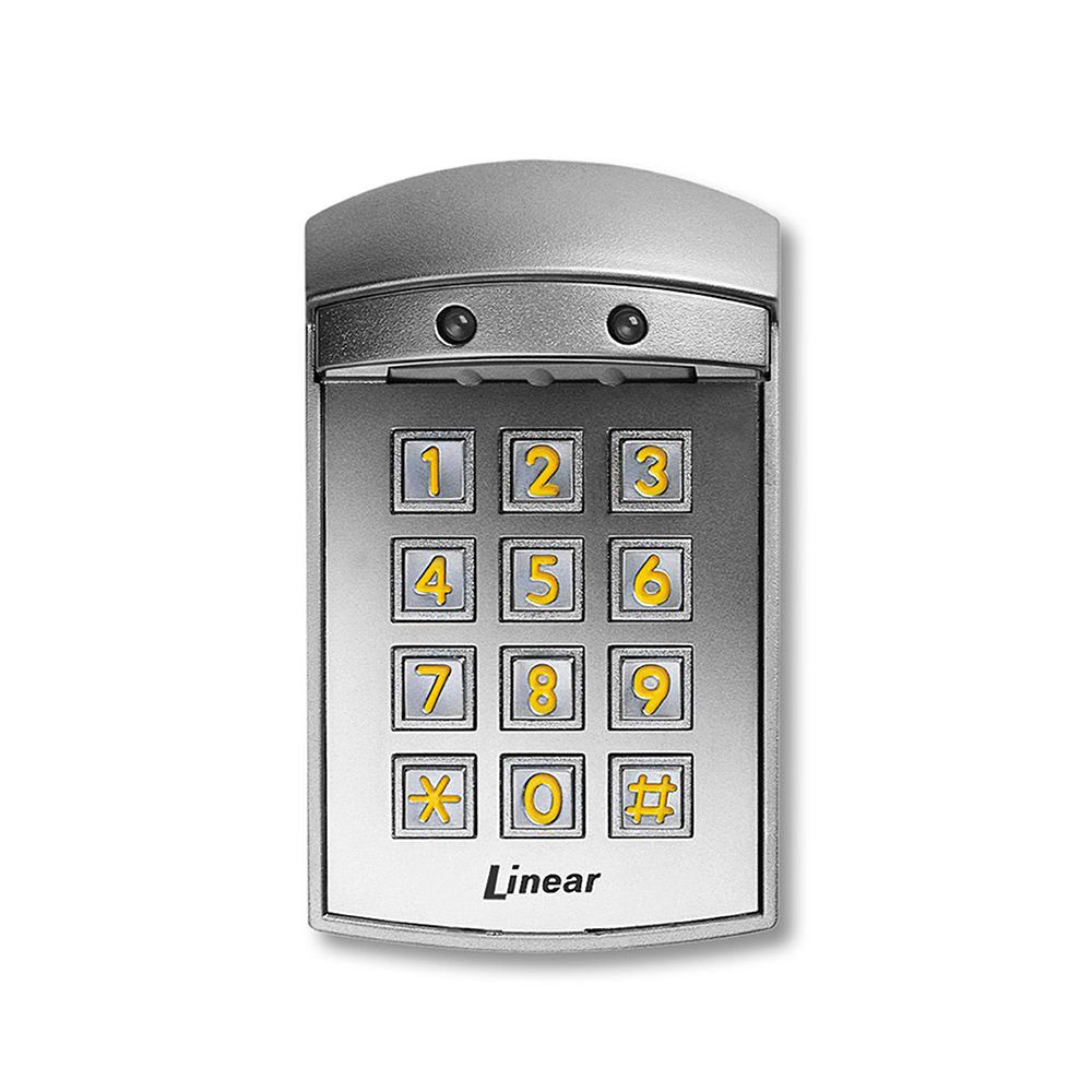 Linear Indoor Keypad - designed for use w/Linear access control systems