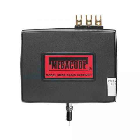 Linear MegaCode Gate Receiver