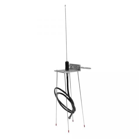 Linear Omni-Directional Remote Antenna w/hardware and 5' cable