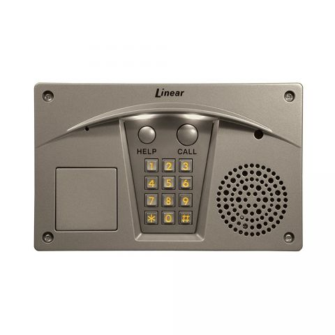 Linear RE-2 Residential Telephone Entry System