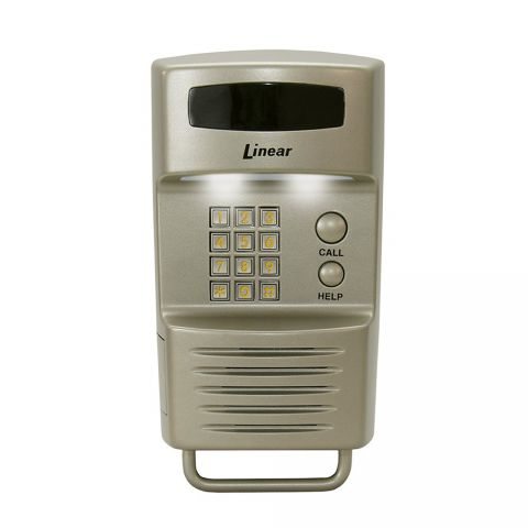 Linear RE-1 Residential Telephone Entry