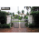 GTO 12 Volt Swing Gate Operator (1000 lbs./20 ft.) (PRO-SW4000XLS)