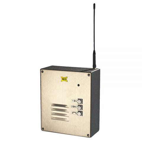 Maximum Controls AeroMax 100S Wireless Indoor Surface-Mount Station